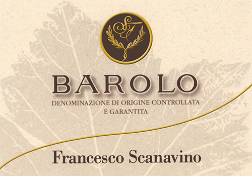 Barolo Francesco Scanavino