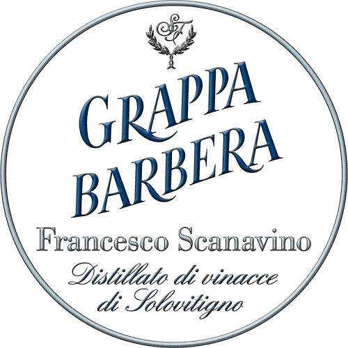 Grappa Barbera Francesco Scanavino